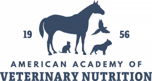American Academy of Veterinary Nutrition Logo
