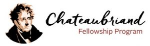Chateaubriand Fellowship Logo