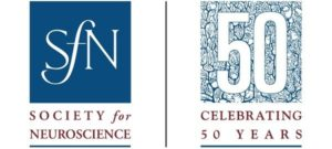 Society for Neuroscience 50 year logo